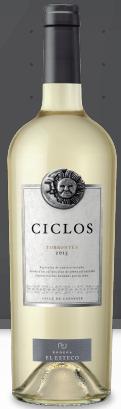 艾斯德科周期系列特浓情白葡萄酒(El Esteco Ciclos Torrontes,Salta,Argentina)