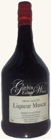 加彬酒庄麝香红葡萄酒(Garbin Estate Wines Liqueur Muscat,Victoria,Australia)