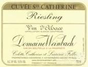 温巴赫斯伯格园圣凯瑟琳雷司令干白葡萄酒(Domaine Weinbach Riesling Schlossberg Cuvee Sainte Catherine...)