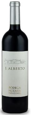 诺米娅阿尔伯特红葡萄酒(Noemia J.Alberto,Rio Negro,Argentina)