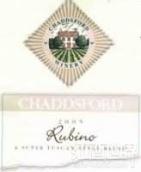查德福鲁比诺干红葡萄酒(Chaddsford Winery Rubino,Pennsylvania,USA)