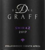 德拉里格拉芙西拉干红葡萄酒(Delaire Graff Shiraz,Stellenbosch,South Africa)