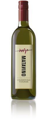 马塔维诺霞多丽-维欧尼混酿白葡萄酒(Matavino Wines Chardonnay-Viognier,Auckland,New Zealand)