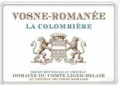 里贝公爵酒庄沃恩-罗曼尼科隆比埃干红葡萄酒(Domaine du Comte Liger-Belair Vosne-Romanee La Colombiere, Cote de Nuits, France)