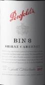 奔富Bin 8设拉子-赤霞珠干红葡萄酒(Penfolds Bin 8 Shiraz-Cabernet, South Australia, Australia)