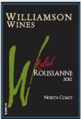 威廉森滋味瑚珊干白葡萄酒(Williamson Relish Roussanne,Dry Creek Valley,USA)