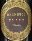 马尼菲科酒庄普里米蒂沃干红葡萄酒(Magnifico Rosso Fuoco Primitivo, Puglia IGT, Italy)