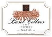 巴塞尔灵感系列干红葡萄酒(Basel Cellars Inspired,Columbia Valley,USA)