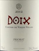 杜瓦酒庄科斯特老藤红葡萄酒(Mas Doix Doix Costers De Vinyes Velles,Priorat,Spain)