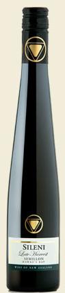 赛伦尼精选晚收赛美蓉干红葡萄酒(Sileni Estates Estate Selection Late Harvest Semillon,Hawkes...)