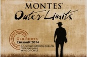 蒙特斯无极神索干红葡萄酒(Montes Outer Limits Cinsault,Itata Valley,Chile)