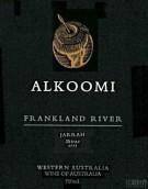 亚库米红柳桉树西拉干红葡萄酒(Alkoomi Jarrah Shiraz, Frankland River, Western Australia)