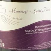 马丁庄园罗谢特珍珠干白起泡酒(Domaine Martin Perles des Rochettes Brut,Muscadet Sevre et ...)
