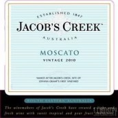 杰卡斯莫斯卡托白葡萄酒(Jacob's Creek Moscato,South Eastern Australia,Australia)
