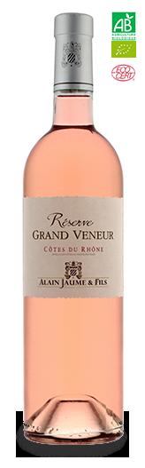 阿兰豪大猎人珍藏桃红葡萄酒(Alain Jaume&Fils Domaine Grand Veneur Cotes du Rhone Reserve...)