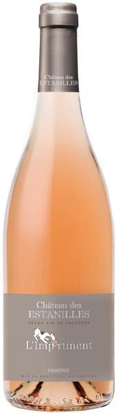 埃斯塔尼朗贝缇娜桃红葡萄酒(Chateau des Estanilles L'Impertinent rose,Languedoc-...)