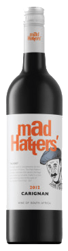 博维力疯狂海特佳丽酿干红葡萄酒(Bovlei Cellar Mad Hatters' Carignan,Wellington,South Africa)