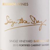 米尔兴酒庄即刻欢乐赤霞珠加强型葡萄酒(Milhinch Wines Seize the Day Fortified Cabernet Sauvignon,...)