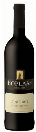 波普拉斯家族珍藏皮诺塔吉干红葡萄酒(Boplaas Family Reserve Pinotage,Calitzdorp,South Africa)