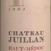 朱伊安酒庄红葡萄酒(Chateau Juillan,Haut-Medoc,France)