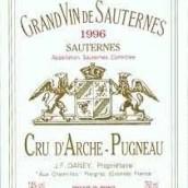 Cru d'Arche Pugneau,Sauternes,France