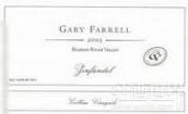 法雷尔柯林斯庄园仙粉黛干红葡萄酒(Gary Farrell Collins Vineyard Zinfandel,Russian River Valley...)