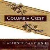 哥伦比亚山峰赤霞珠干红葡萄酒(Columbia Crest Cabernet Sauvignon,Columbia Valley,USA)
