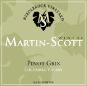 马丁斯科特针岩园灰皮诺干白葡萄酒(Martin Scott Needlerock Vineyard Pinot Gris,Columbia Valley,...)