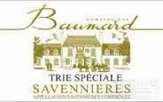 博马尔特酿干白葡萄酒(Domaine des Baumard Trie Speciale,Savennieres,France)
