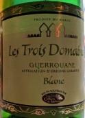 梅克内斯酒庄三园干白葡萄酒(Les Celliers de Meknes Les Trois Domaines Blanc,Guerrouane,...)
