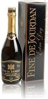 上加布里埃尔美好佐登极干白兰地(Haute Cabriere Pierre Jourdan 'Fine de Jourdan' Extra Dry ...)