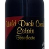 野鸭河鸭肥西拉干红葡萄酒(Wild Duck Creek Estate Duck Muck Shiraz,Heathcote,Australia)