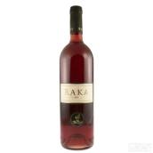 拉卡干桃红葡萄酒(Raka Rose,Klein River,South Africa)