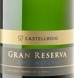 雷奥吉古堡特级珍藏干型卡瓦起泡酒(Castellroig Gran Reserva Brut Nature Cava,Catalonia,Spain)