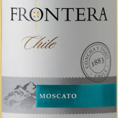 干露远山莫斯卡托干白葡萄酒(Concha y Toro Frontera Moscato,Central Valley,Chile)