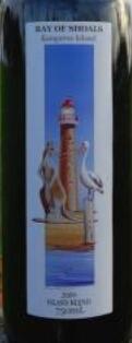 浅滩湾酒庄小岛混酿葡萄酒(Bay of Shoals Island Blend,Kangaroo Island,Australia)