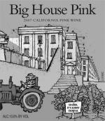 比格屋桃红葡萄酒(Big House Pink,California,USA)