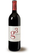 鹅岭三代混酿红葡萄酒(Goose Ridge Vineyards g3 Red,Columbia Valley,USA)