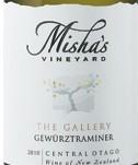 米莎琼瑶浆半干白葡萄酒(Misha's Vineyard The Gallery Gewurztraminer,Central Otago,...)