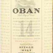 欧本14年苏格兰单一麦芽威士忌(Oban 14 Years Old Single Malt Scotch Whisky,Highlands,UK)