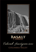 巴萨尔特赤霞珠干红葡萄酒(Basalt Cellars Cabernet Sauvignon, Oregon, USA)