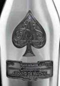 黑桃A银制白中白香槟(Armand de Brignac Ace of Spades Silver Blanc de Blancs, Champagne, France)
