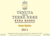 黑土圣者精神混酿干红葡萄酒(Tenuta delle Terre Nere Santo Spirito Etna Red Blend,Sicily,...)