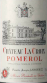 圣十字干红葡萄酒(Chateau La Croix, Pomerol, France)