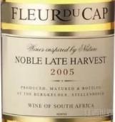 好望角白诗南干白葡萄酒(Fleur du Cap Chenin Blanc,Stellenbosch,South Africa)