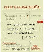 帕拉西奥巴卡霍干红葡萄酒(Palacio da Bacalhoa, Peninsula de Setubal, Portugal)