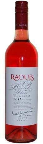 鲍蒙特拉乌尔西拉桃红葡萄酒(Beaumont Raoul's Shiraz Rose,Walker Bay,South Africa)