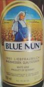 蓝仙姑圣母干白葡萄酒(Blue Nun Liebfraumilch, Pfalz-Rheinhessen, Germany)