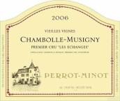 佩罗特米诺酒庄伊尚(香波-慕西尼一级园)老藤干红葡萄酒(Domaine Perrot-Minot Aux Echanges Vieilles Vignes,Chambolle-...)