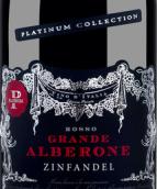 大阿波罗尼酒庄白金系列仙粉黛红葡萄酒(Grande Alberone Platinum Collection Zinfandel Rosso Puglia IGT, Puglia, Italy)